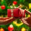 Regalo En Navidad